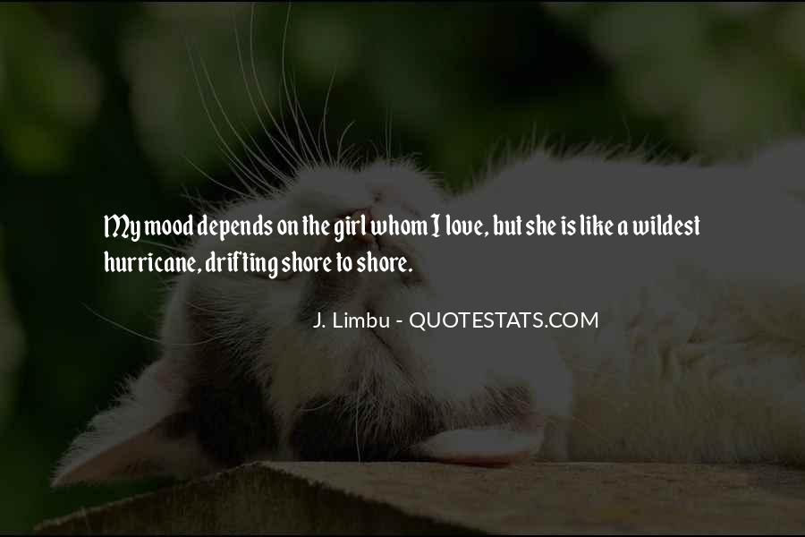 J. Limbu Quotes #1094209