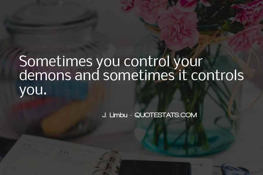 J. Limbu Quotes #80199