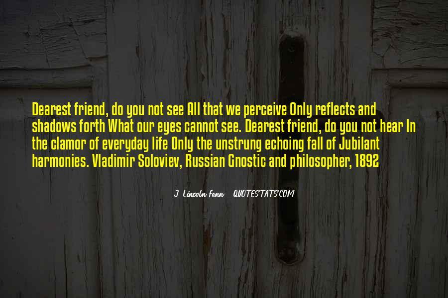 J. Lincoln Fenn Quotes #1029209