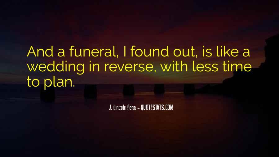 J. Lincoln Fenn Quotes #1683955