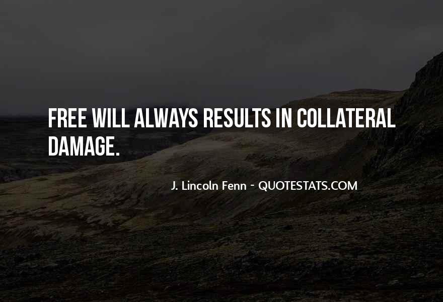 J. Lincoln Fenn Quotes #535214