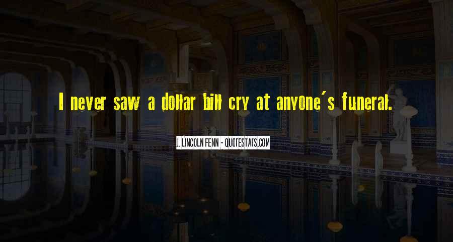 J. Lincoln Fenn Quotes #731059
