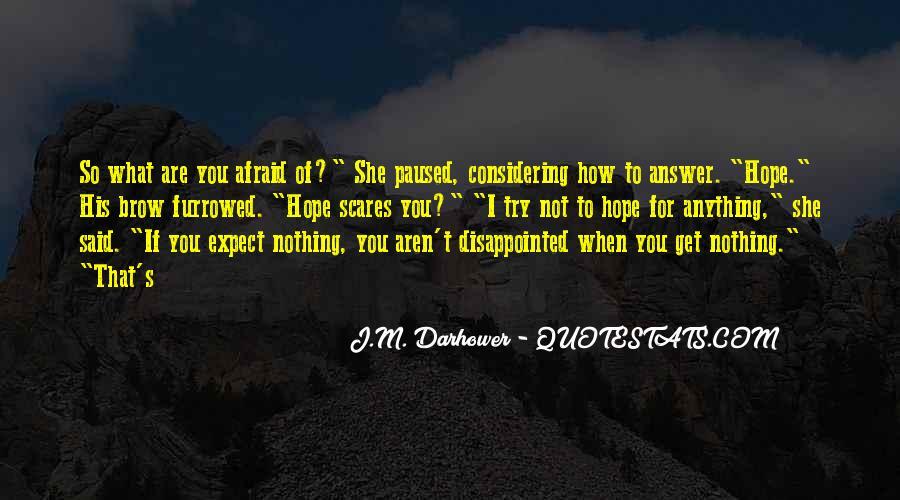 J.M. Darhower Quotes #1081652