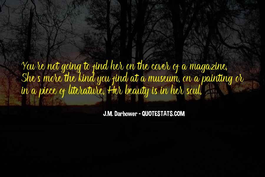 J.M. Darhower Quotes #1163390