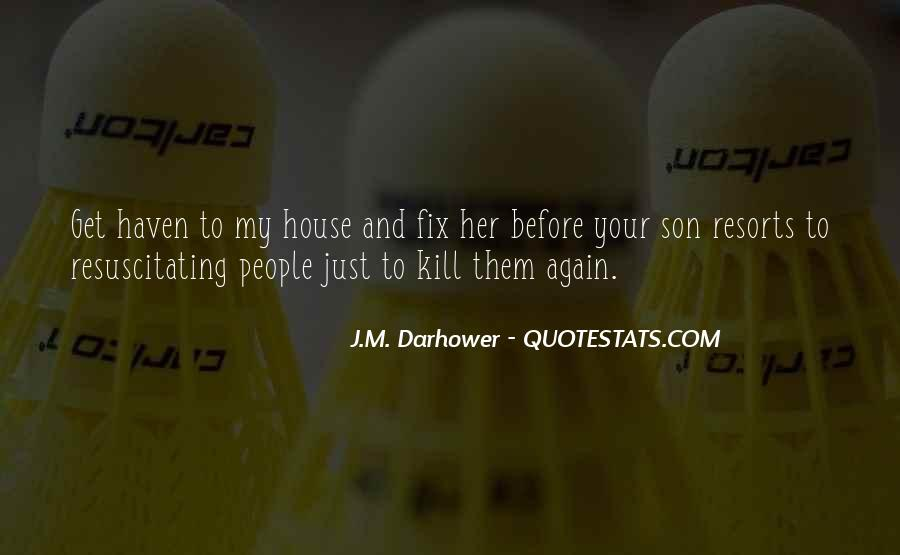 J.M. Darhower Quotes #1212719