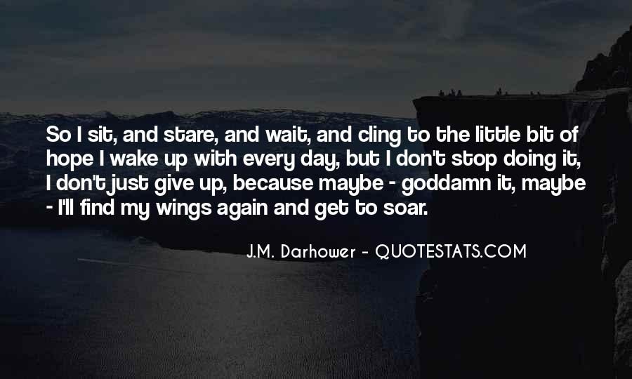 J.M. Darhower Quotes #1515579