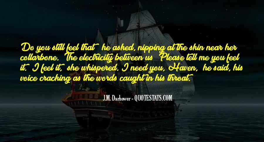 J.M. Darhower Quotes #151944
