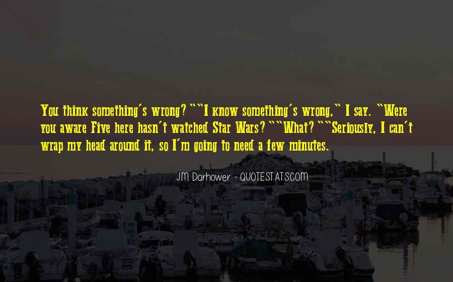 J.M. Darhower Quotes #1602480