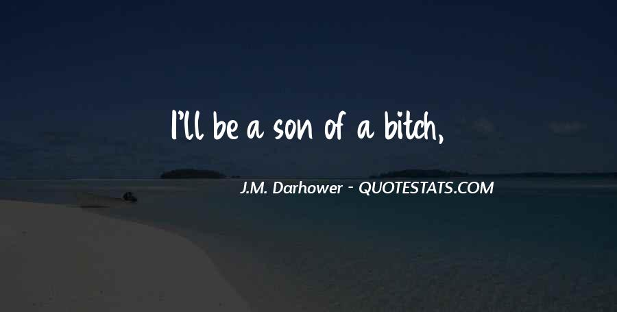 J.M. Darhower Quotes #1733989
