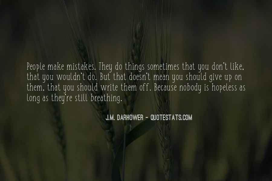 J.M. Darhower Quotes #1737971