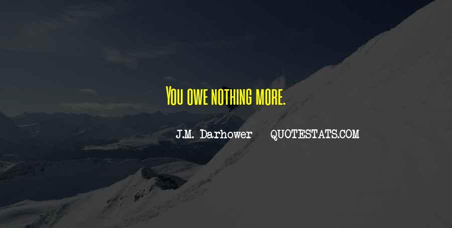J.M. Darhower Quotes #1848022