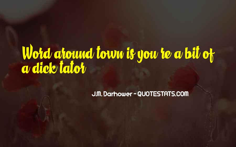 J.M. Darhower Quotes #1849782