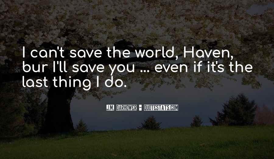 J.M. Darhower Quotes #201345