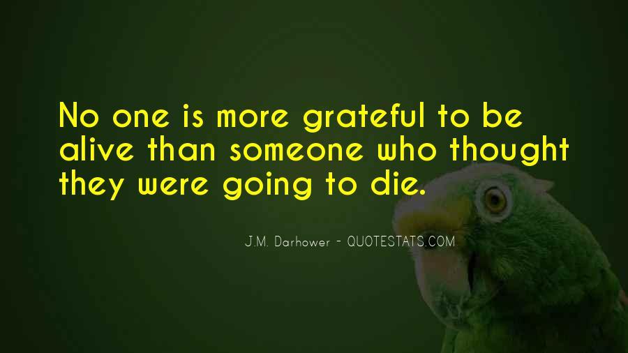 J.M. Darhower Quotes #30696