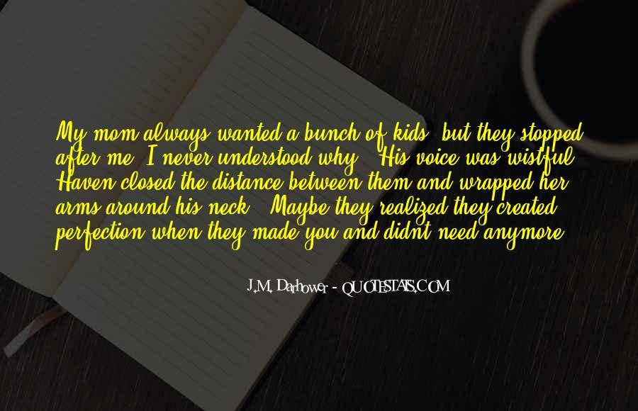 J.M. Darhower Quotes #33238