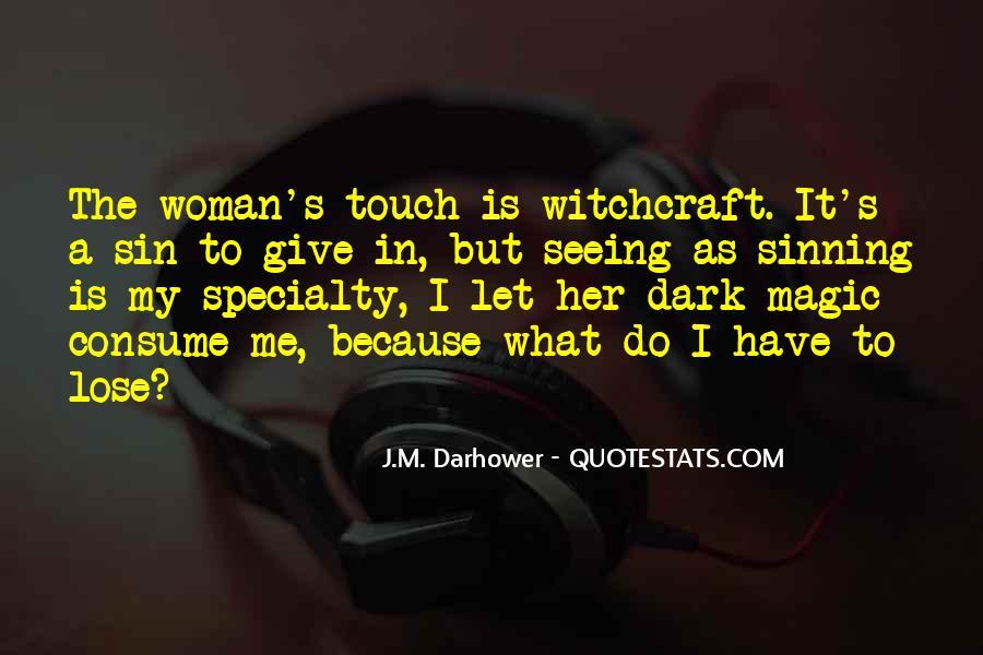 J.M. Darhower Quotes #347992