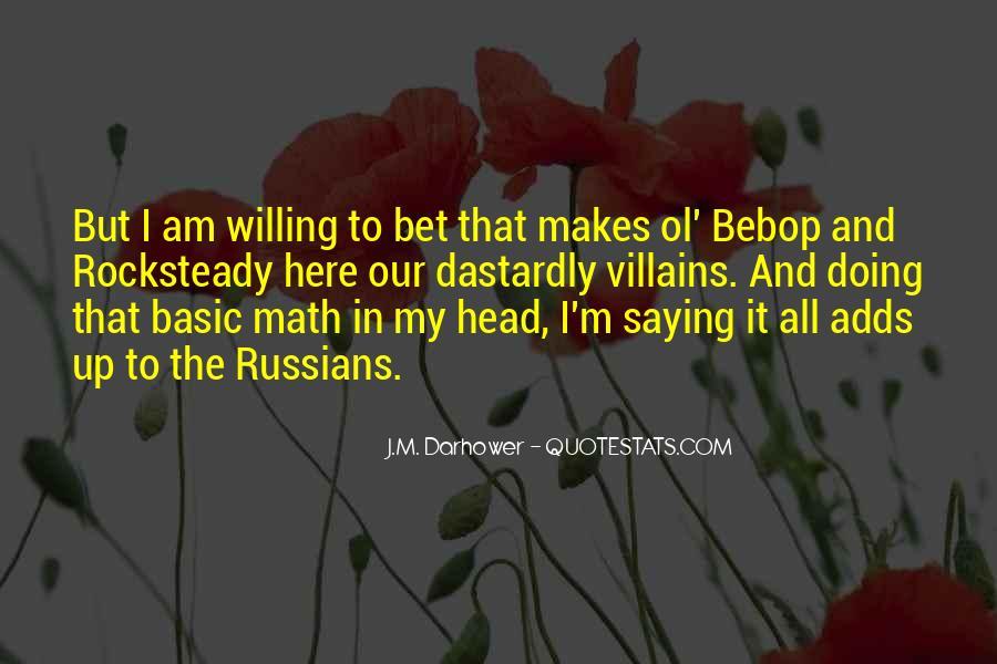 J.M. Darhower Quotes #462710