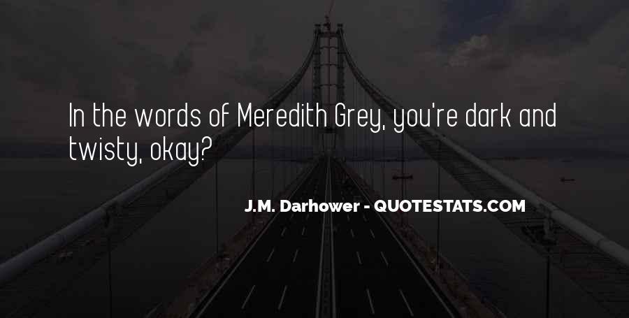 J.M. Darhower Quotes #47921