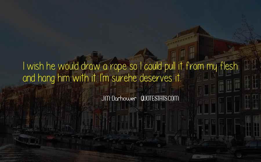 J.M. Darhower Quotes #577926