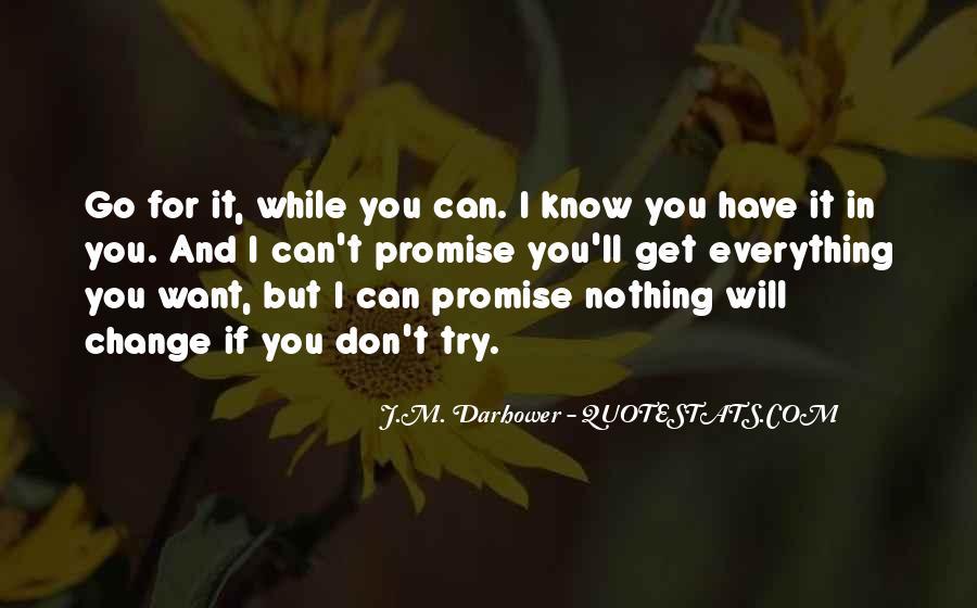 J.M. Darhower Quotes #659227