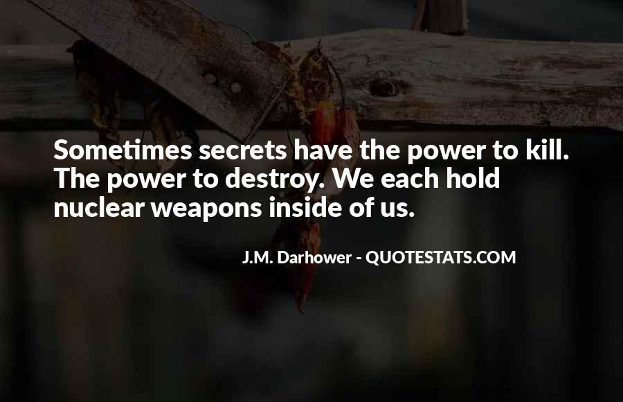 J.M. Darhower Quotes #802557