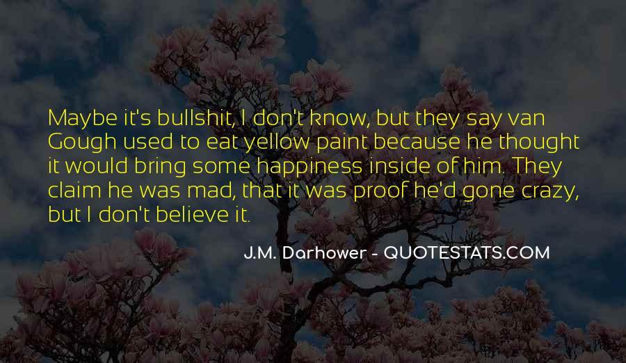 J.M. Darhower Quotes #990040