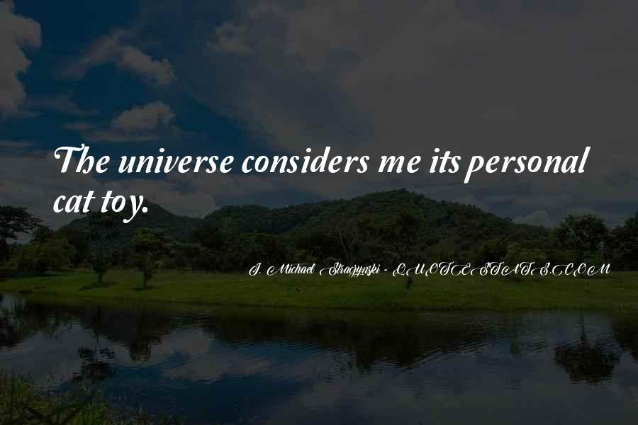 J. Michael Straczynski Quotes #1093971
