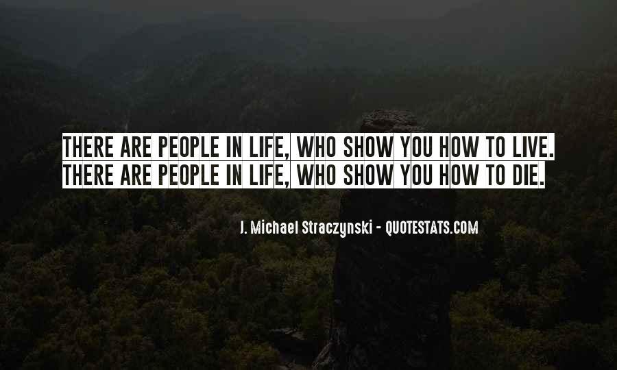 J. Michael Straczynski Quotes #1132255