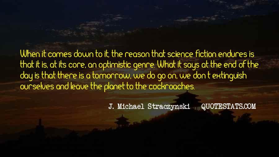 J. Michael Straczynski Quotes #1160408