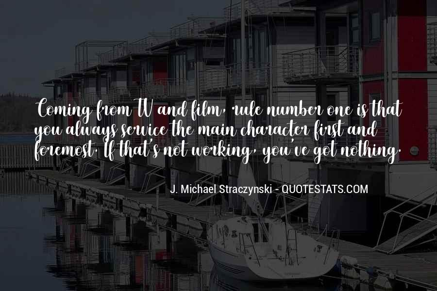 J. Michael Straczynski Quotes #1173003