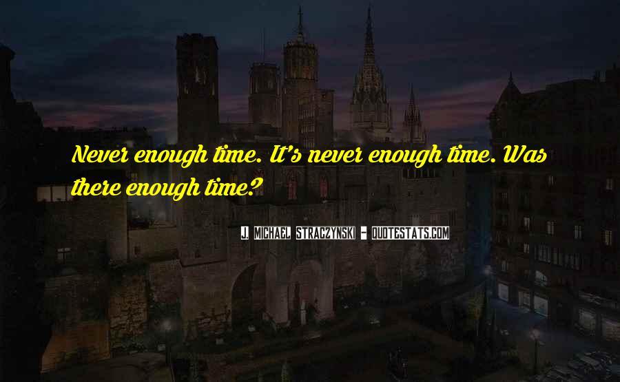 J. Michael Straczynski Quotes #1209026