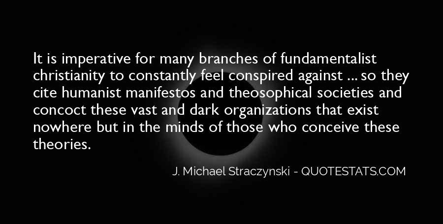 J. Michael Straczynski Quotes #1261829