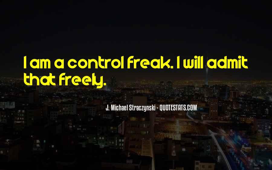 J. Michael Straczynski Quotes #1360960