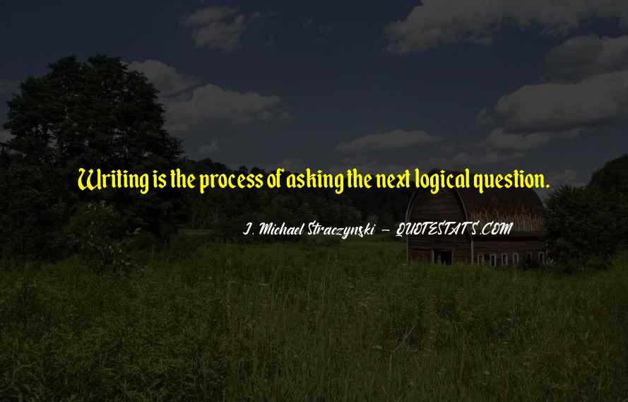 J. Michael Straczynski Quotes #1521982