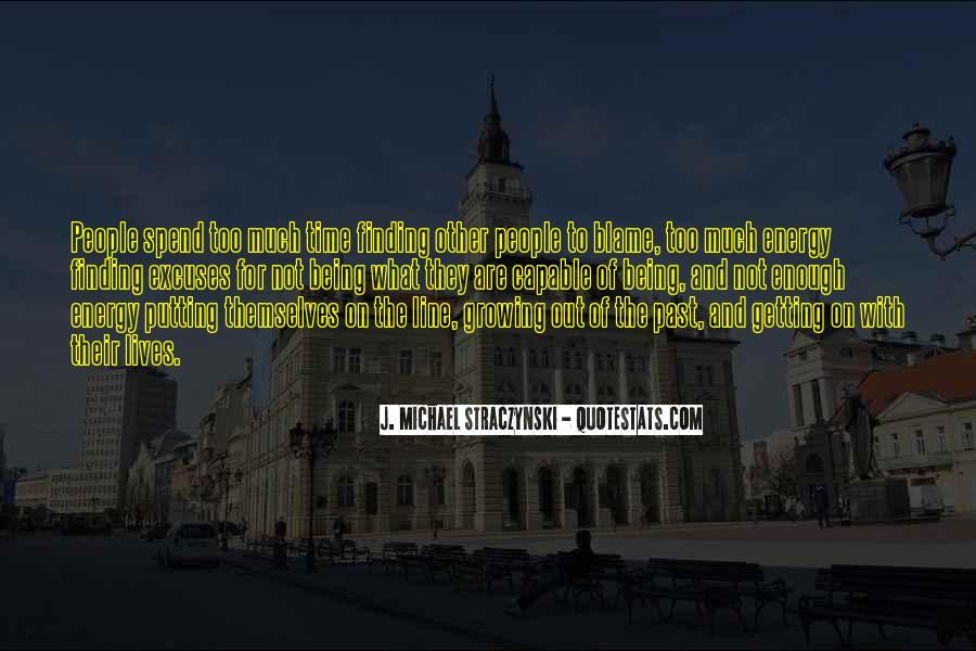 J. Michael Straczynski Quotes #1575086