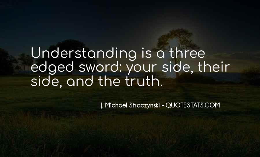 J. Michael Straczynski Quotes #1577369