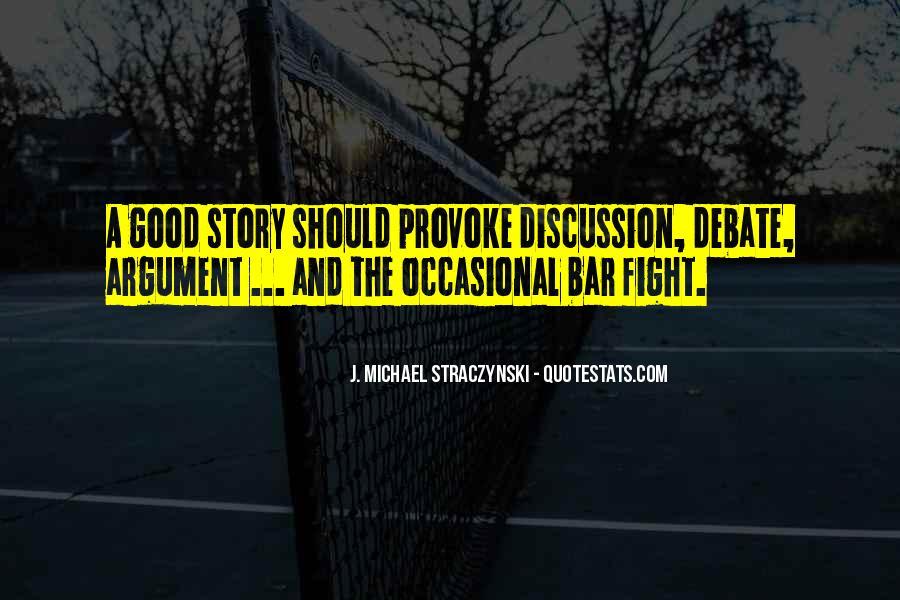 J. Michael Straczynski Quotes #1595568
