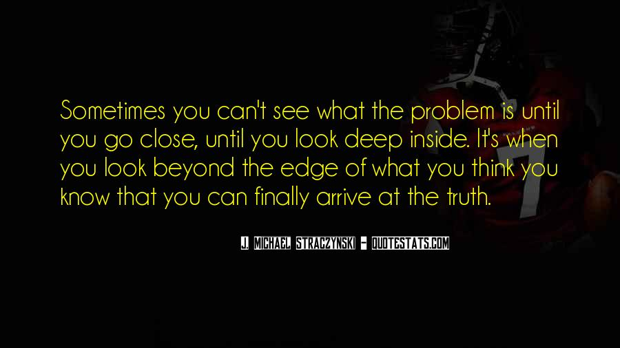 J. Michael Straczynski Quotes #1630892