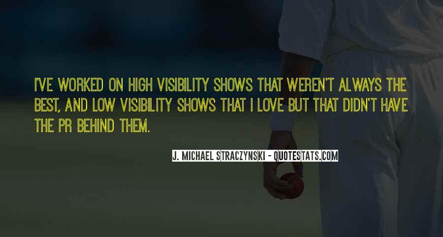 J. Michael Straczynski Quotes #1673404