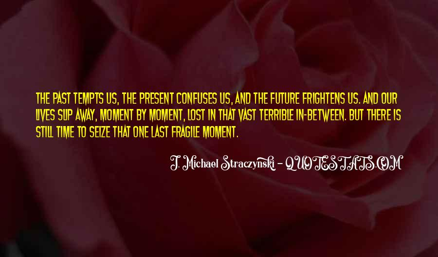 J. Michael Straczynski Quotes #171488