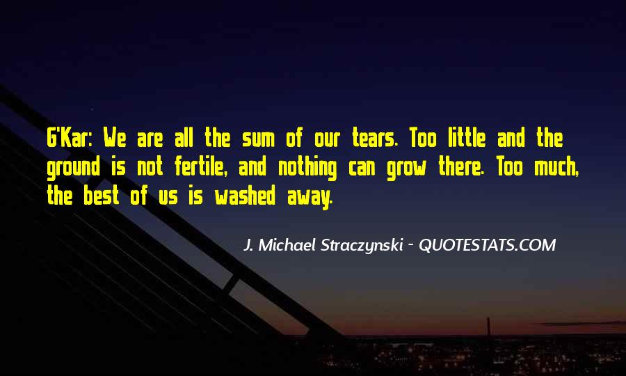 J. Michael Straczynski Quotes #1851128