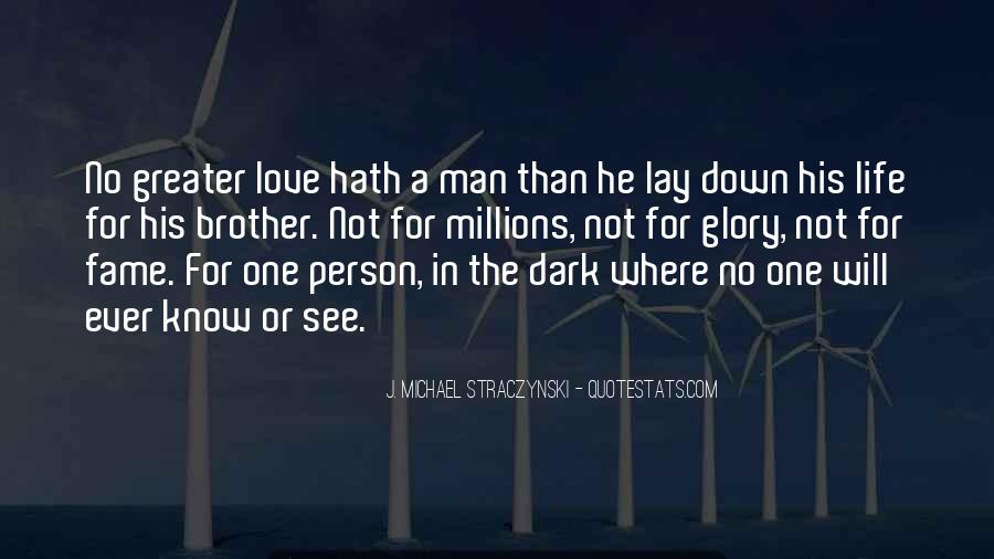 J. Michael Straczynski Quotes #2643