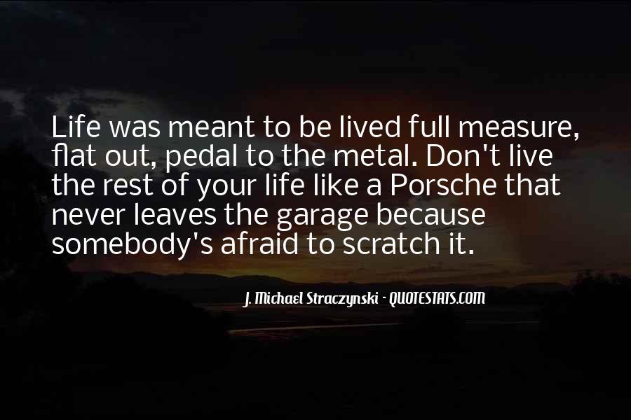 J. Michael Straczynski Quotes #341539