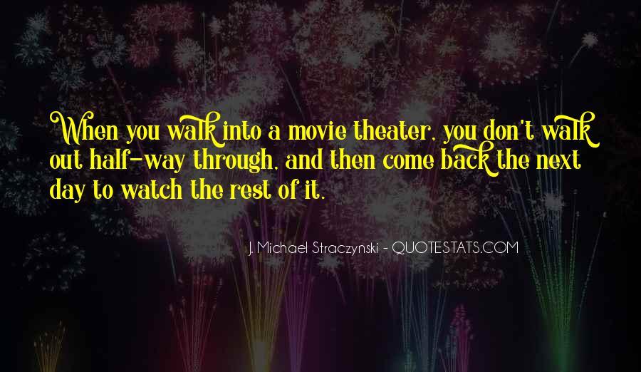 J. Michael Straczynski Quotes #70770