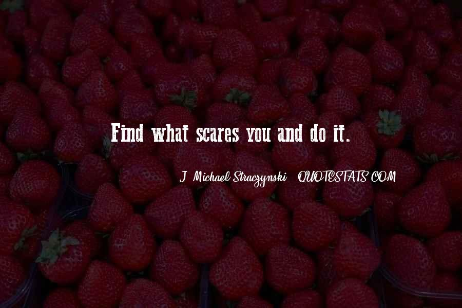 J. Michael Straczynski Quotes #972517