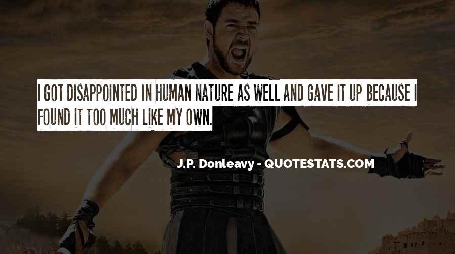 J.P. Donleavy Quotes #505978