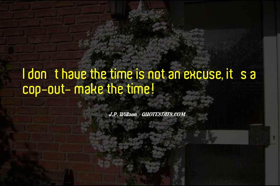 J.P. Willson Quotes #1689030