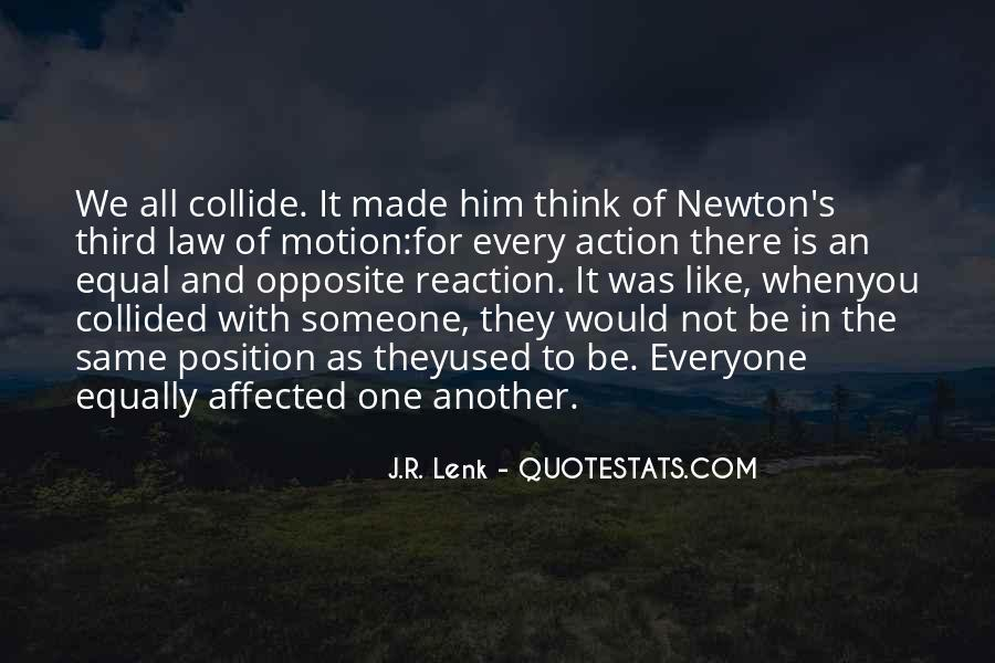 J.R. Lenk Quotes #1786457