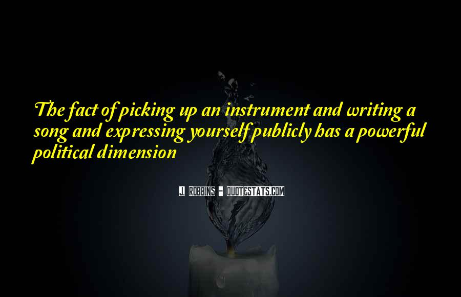 J. Robbins Quotes #441653