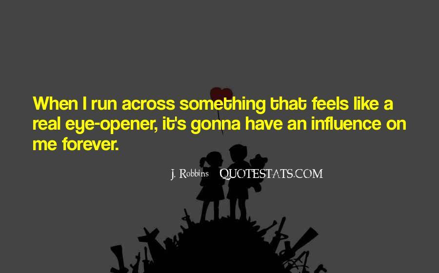 J. Robbins Quotes #979797